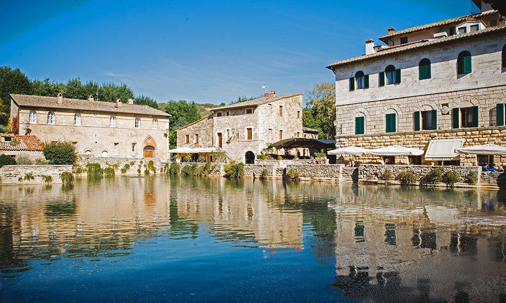 Le Marini - Villa Pienza, Locanda del Loggiato e Siena Wedding